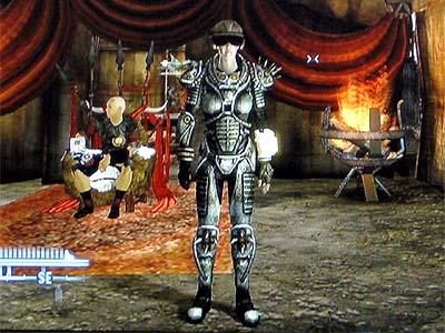 2キャラ目、Melee Weapons特化のHera