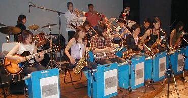 SDJOセクシー・ダイナマイト・ジャズ・オーケストラ20000320