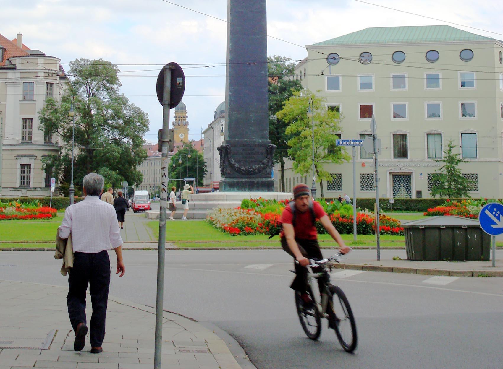 """自転車の 自転車 ヘルメット ドイツ製 : ... ドイツ紀行"""" その2』(2007.8.18"""