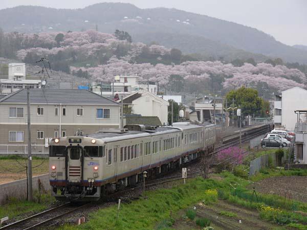 津山線 法界院-岡山