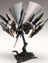 斑鳩 飛鉄塊 銀鶏[黒]