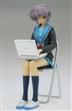 涼宮ハルヒの憂鬱 長門有希 制服 お座りバージョン Amazon.co.jp限定版