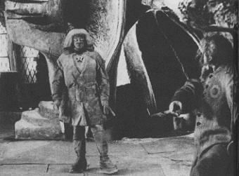 silent films le golem essay Silent film starring paul wegener unrestored print, public domain  rabbi loew, the old insane clay-head made up and made his alter ego, the golem, from clay as .