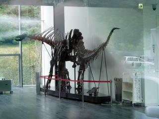 日本恐竜紀行第1回:恐竜王国中...