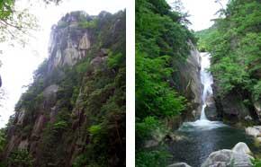岩だらけの昇仙峡・覚円峰&仙娥滝
